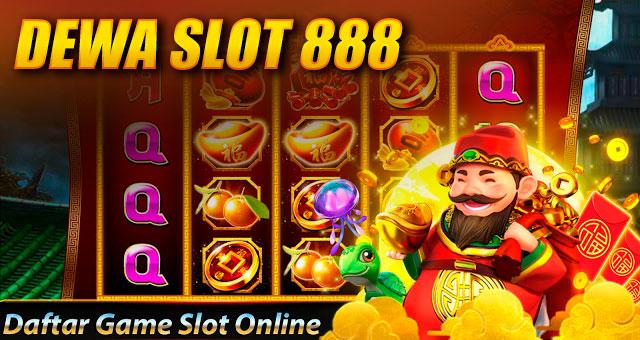 dewa slot 888
